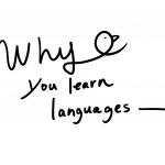 それが、語学の苦しみ――語学の天才M氏のこと